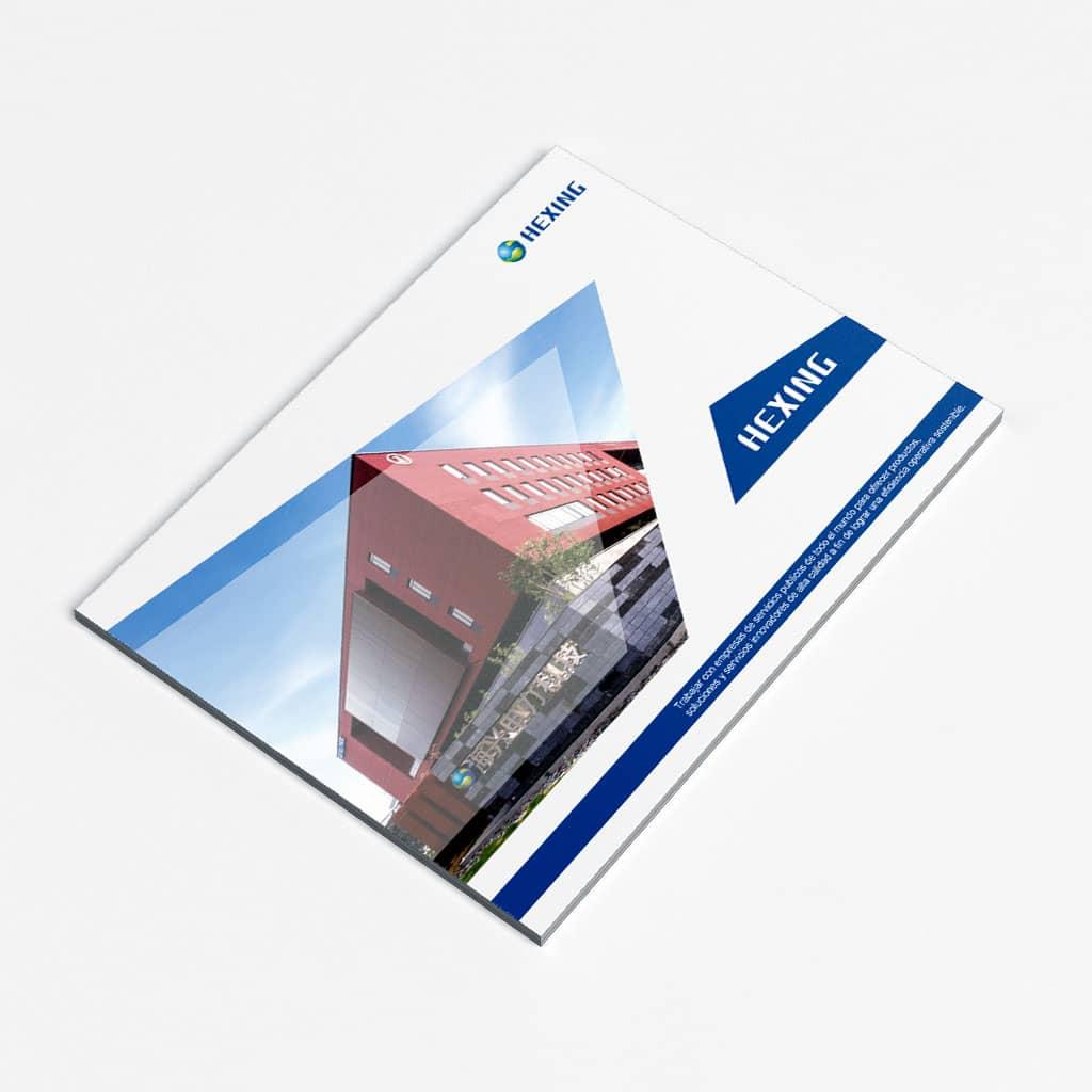 diseño de brochure imprenta digital